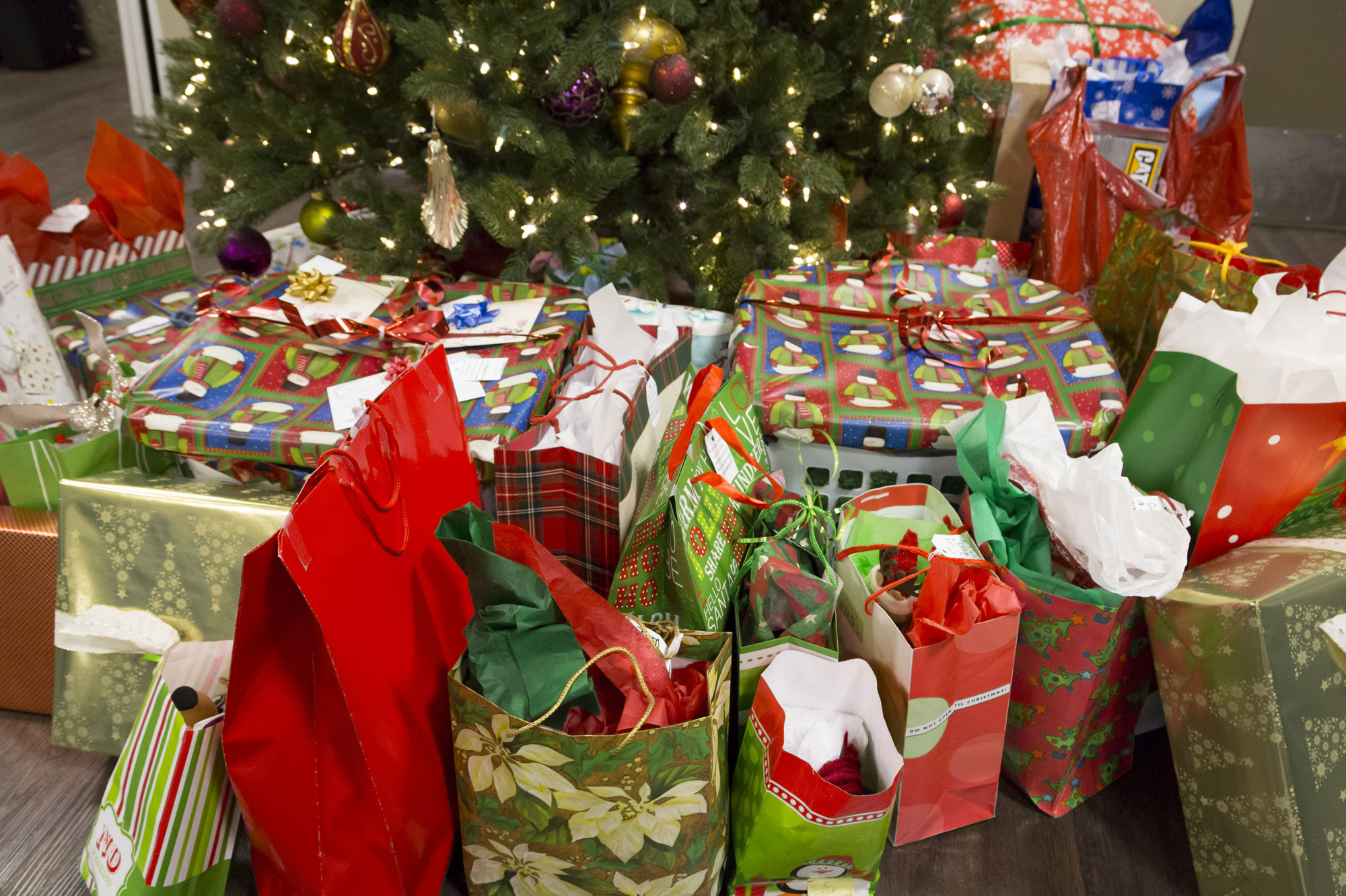 Adopt a Family' offers better Christmas for needy area families