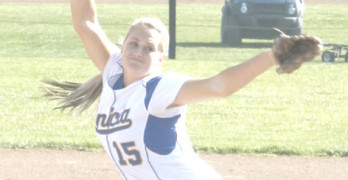 DANIELLE KRANZ tossed her third no-hitter of the season on Wednesday.