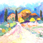 SUSAN JOHNSON'S work is on display at Benicia Plein Air Gallery. Courtesy image