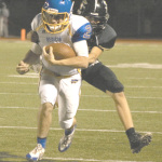 BENICIA QUARTERBACK Riley Pitkin has thrown 14 touchdown passes with only two interceptions over the past seven games.