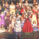 """Sadie Welch, left, and Hope Donithan are featured soloists in """"Africa Noel."""" VOENA will perform """"Voices of the Season: Wintersong"""" next at City Winery in Napa Saturday, Dec. 7. Cindi Stephan photos"""