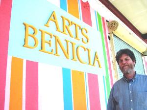 LARNIEFOXbecame Arts Benicia director on May 18, 2010. File photo