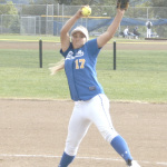 MCKENNA GREGORY threw a one-hit shutout against American Canyon.