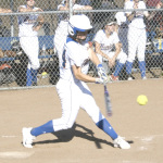 ALLIE BULLOCK had three hits (including two triples), scored twice and drove in three runs in Benicia's rout of Bethel.