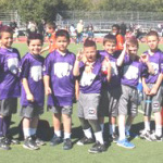 THE BENICIA WILDCATS will play in the Next Level Flag Football League Super Bowl this Sunday at De La Salle High School.