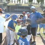 BENICIA'S 9/10 Little League all-star team is hard at work preparing for Wednesday's District 53 Tournament opener in St. Helena.