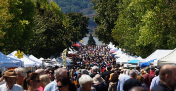 THEPEDDLERSFAIRis annually one of the biggest events in Benicia. File photo