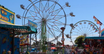 RIDES are only part of the five-day Solano County Fair. Courtesy photo