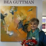 BEA GUTTMAN died July 27. A memorial will be held Saturday. Courtesy Benicia Plein Air Gallery
