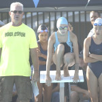 STINGRAYS COACH Steve Mainini (left) will be in charge of the Benicia Fall Swim Program.