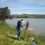 Plein air painting involves painting scenes outside. Benicia has its own gallery dedicated to this form of art, and it will be hosting its first ever Plein Air Paint Out on Saturday, Aug. 27. The top three winners will receive cash prizes as well as various supplies from famous art manufacturers. (Courtesy photo)
