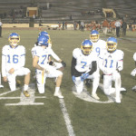 BENICIA HIGH'S defense will be tested Friday night against Vanden.