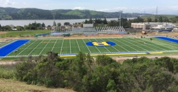 Measure S director: Finishing touches being put on Benicia High stadium