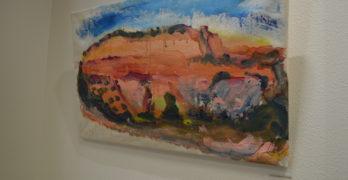 Artist displays New Mexico-inspired work at Umpqua Bank