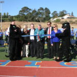 Renovated Benicia High School stadium officially open