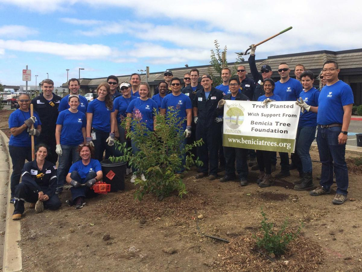 City of Benicia honors Valero Refinery with 50th ...